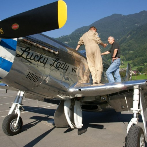 P-51 Lucky Lady