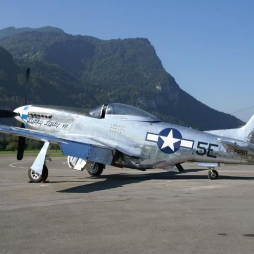 P-51 Mustang Switzerland