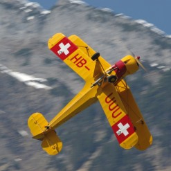 Bücker Jungmann Vintage Aerobatics