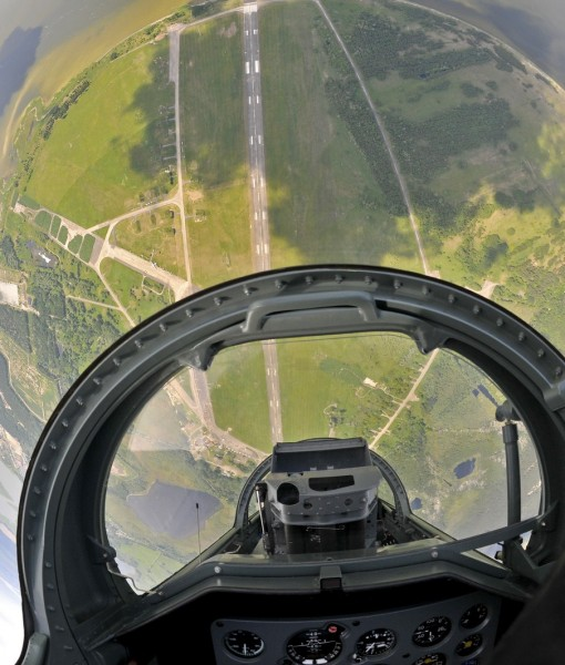 L-39 Fighter Pilot Experience