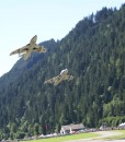 Hawker Hunter Take off – St. Stephan
